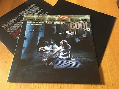 The Rebirth Of Cool Phive - 1995 2Xlp Massive Attack,portishead,weller,beasties