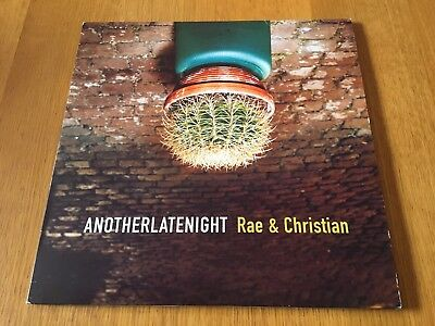 Rae & Christian - Another Late Night - 2001 Triple Lp - Buy More Combine Postage