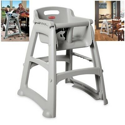 Booster Chairs Youth Seat High Chair Highchairs Platinum For Baby Restaurant New