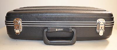 PLATT CASE Light-Duty Abs Tool Hard Shell Case (Black) Made in U.S.A.