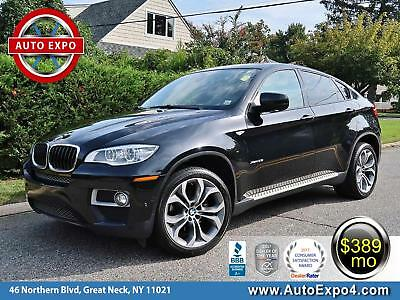 2014 Bmw X6 Xdrive 3.5I M Performance Pkg