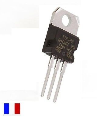 transistor TIP122 NPN TO220 darlington