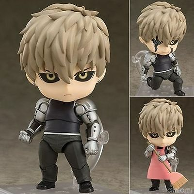 Nendoroid #645 One Punch Man Genos Super Movable Edition PVC Figure New In Box