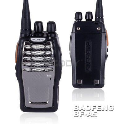 1PCS BAOFENG BF-A5 UHF 400-470MHz 5W 16 Channel Walkie Talkies Two Way Radios