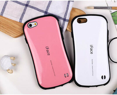 iPhone SE 5 5s 6 6s 7Plus Case Cover Tough Heavy Duty Shock Proof iFace Mall TPU