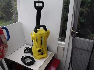 karcher k2 full cnotrol pressure washer brand new picclick uk. Black Bedroom Furniture Sets. Home Design Ideas