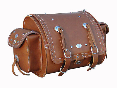 Rear Tail Trunk Bag for luggage racks on Indian Chief, 2014-Present