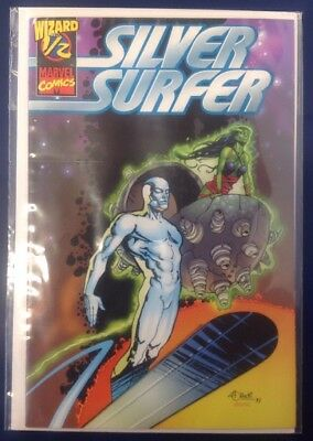 Silver Surfer 1/2 (Wizard Exclusive With COA)