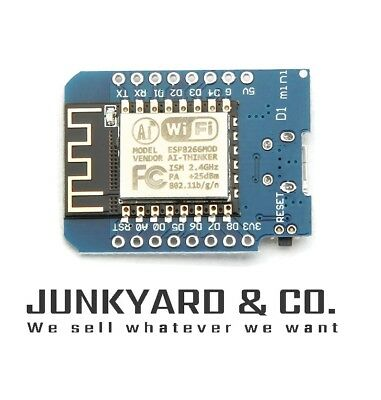 Wifi Jammer MINI PLUG N PLAY NodeMCU PRE DONE Hacker Deauther Latest Version 1.6