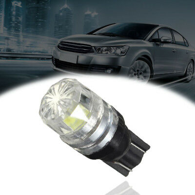 2x T10 W5W 194 168 LED COB Interior Canbus Side Light Lamp Wedge Bulb
