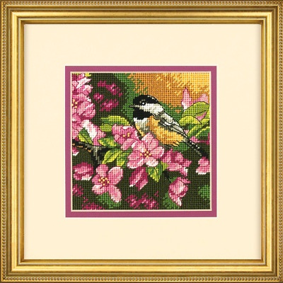 Dimensions Needlepoint Kit D20063 Classic Impressions Rose