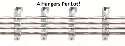 2! Arlington Industries SMC4F 4-position 4-Cable Holder Wall or Ceiling Mount PO