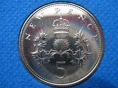 PROOF Decimal 5p Coin Five pence 1980 - 1989 - Choose your date