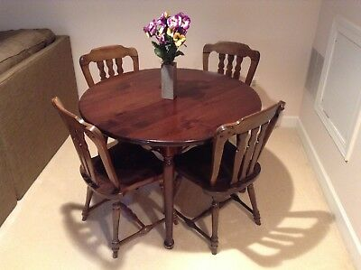 Ethan Allen Antiqued Pine Old Tavern Collection (several pieces)