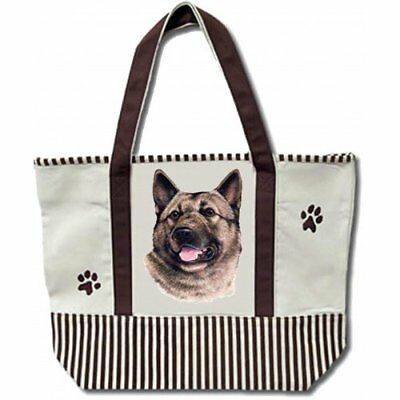 ES Imports 68575-150 Norwegian Elkhound Tote Bag