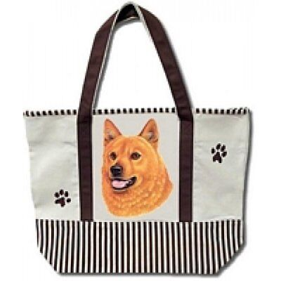 ES Imports 68575-129 Finnish Spitz Tote Bag