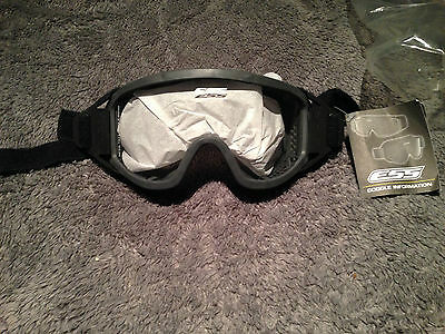 ESS Interzone 2 Structural Firefighting Safety Goggle NFPA 1971-2007