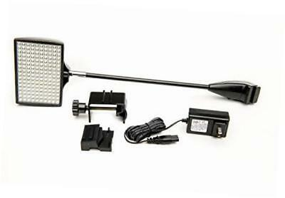 display and exhibit 12v dc led arm light, pop-up halogen replacement, includes