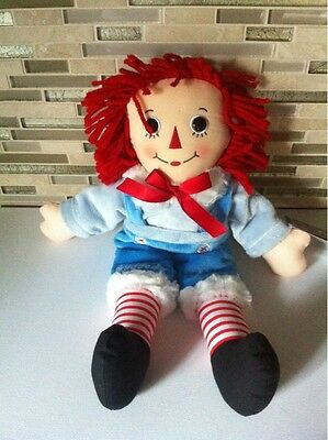 Raggedy Andy Chilly Chic Handmade by AURORA