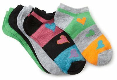 Fruit of the Loom 3305F5 FAS-2 Of The Big Girls 5 Pack Flat Knit Low