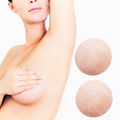 Pad Self Adhesive Sticker Invisible Breast Nipple Pasties Cover Nude Bra 1x Pair
