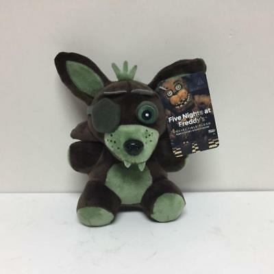 """FNAF Funko Five Nights At Freddy's 6"""" Phantom Foxy Collectible Plush toy gift"""
