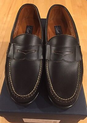 f16d14798adda4 Cole Haan Men s Pinch Usa (Made In Maine) Penny Loafers Black 12 Medium  250