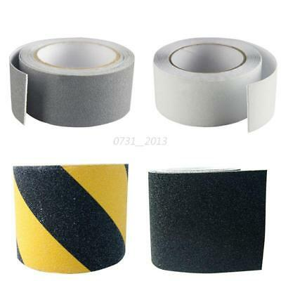 5m Roll Safety Non Skid Tape Anti Slip Tapes Sticker Grip Safe For Stairs Steps