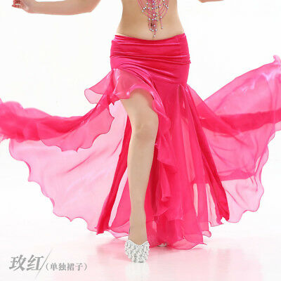 New Arrival 2017 Autumn Women Adult Belly Dance Costumes Stage Skirt Dress