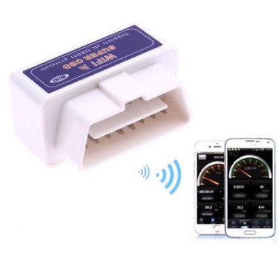 Super WiFi OBD2 Car Diagnostics Scanner Scan Tool for iPhone iOS Android PC UK /