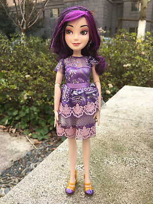 "Disney Descendants 11"" Doll Action Figure MAL-2 Toy New Loose"
