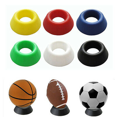 Balle Support affichage Support Basketball football ballon rugby base NEUF