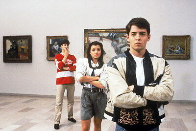 "005 Ferris Bueller Day Off - Matthew Broderick Classic USA Movie 35""x24"" Poster"