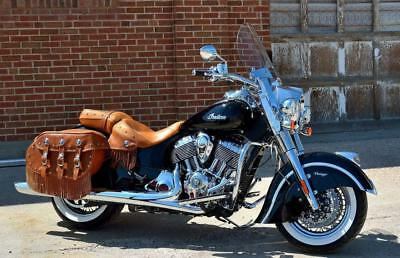 Brand New Indian Chief Vintage in Thunder Black