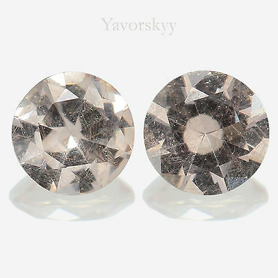 Malaia Garnet Natural Yavorskyy-cut 0.24 ct / 2 pcs