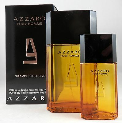 AZZARO POUR HOMME  Eau de Toilette Spray 100ml+Eau de Toilette Spray 30ml im Set