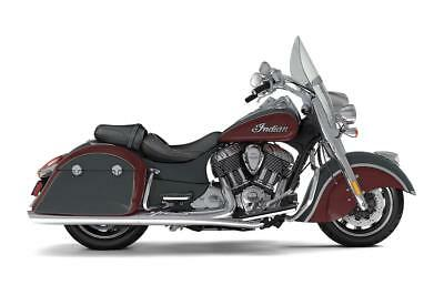 Brand New 2018 Indian Springfield 2-Tone in Grey and Burgundy or Jade and Black