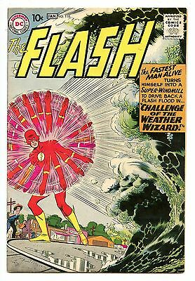 The Flash #110 F/VF 7.0