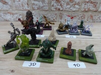 Dreamblade Wizards  miniatures / figures - Multiple listing -