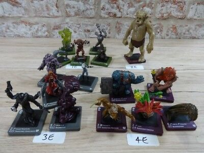 Dreamblade Wizards  figures / miniatures  - Multiple listing -