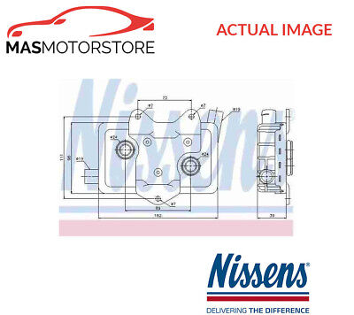 New 90618 Nissens Engine Oil Cooler Oe Replacement