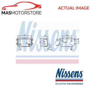 New 90580 Nissens Engine Oil Cooler Oe Replacement