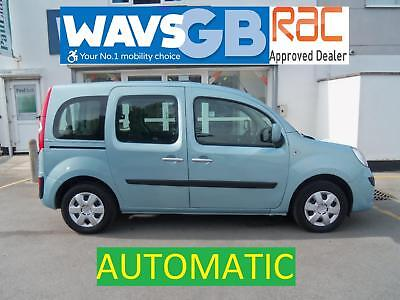 Renault Kangoo 1.6 auto  Expression Mobility Wheelchair Access Vehicle Disabled