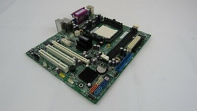 PC Motherboard Shuttle MS51N Computer Mainboard • $7 04