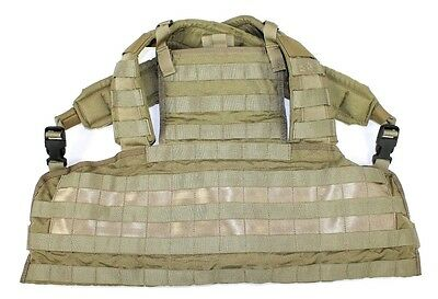 Eagle Allied Industries MLCS RRV Rhodesian Recon Vest Chest Rig SEAL DGLCS MBSS
