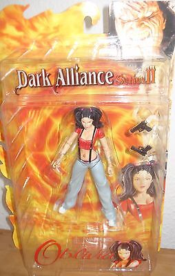 Chaos Comics Dark Alliance Series II Oblivia Action Figur OVP