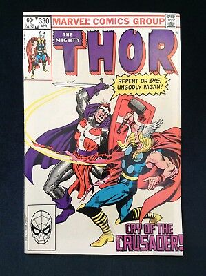 The Mighty Thor #330 Marvel Comics