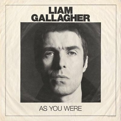 Liam Gallagher - As You Were Deluxe Edition Rock Music Cd Album 2017 Free Uk P&P