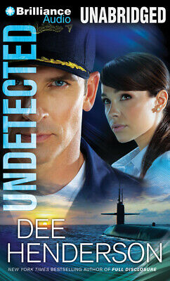 Undetected (CD)