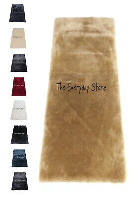 Australian Sheepskin Rug/Recliner/Chair/Couch/Car/Carpet/Underlay/Seat Rectangle